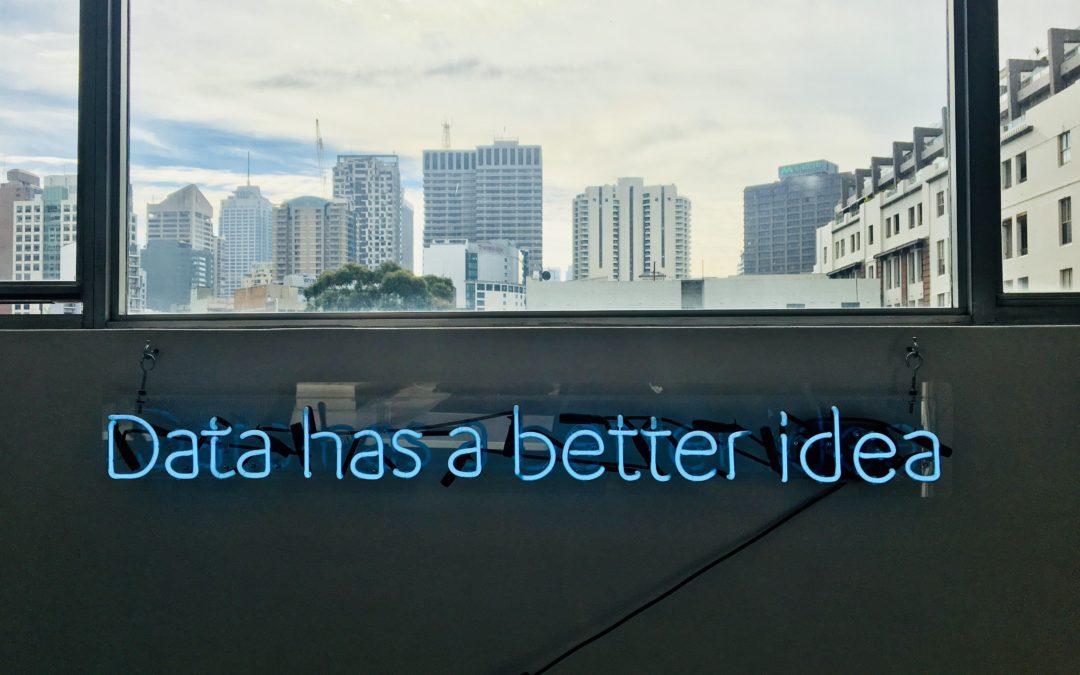 Le but de l'analyse de données