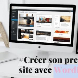 Creer son site avec WordPress - Webylo