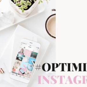 Optimiser son profil Instagram - Webylo